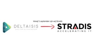 Deltaisis wordt Stradis Nieuws