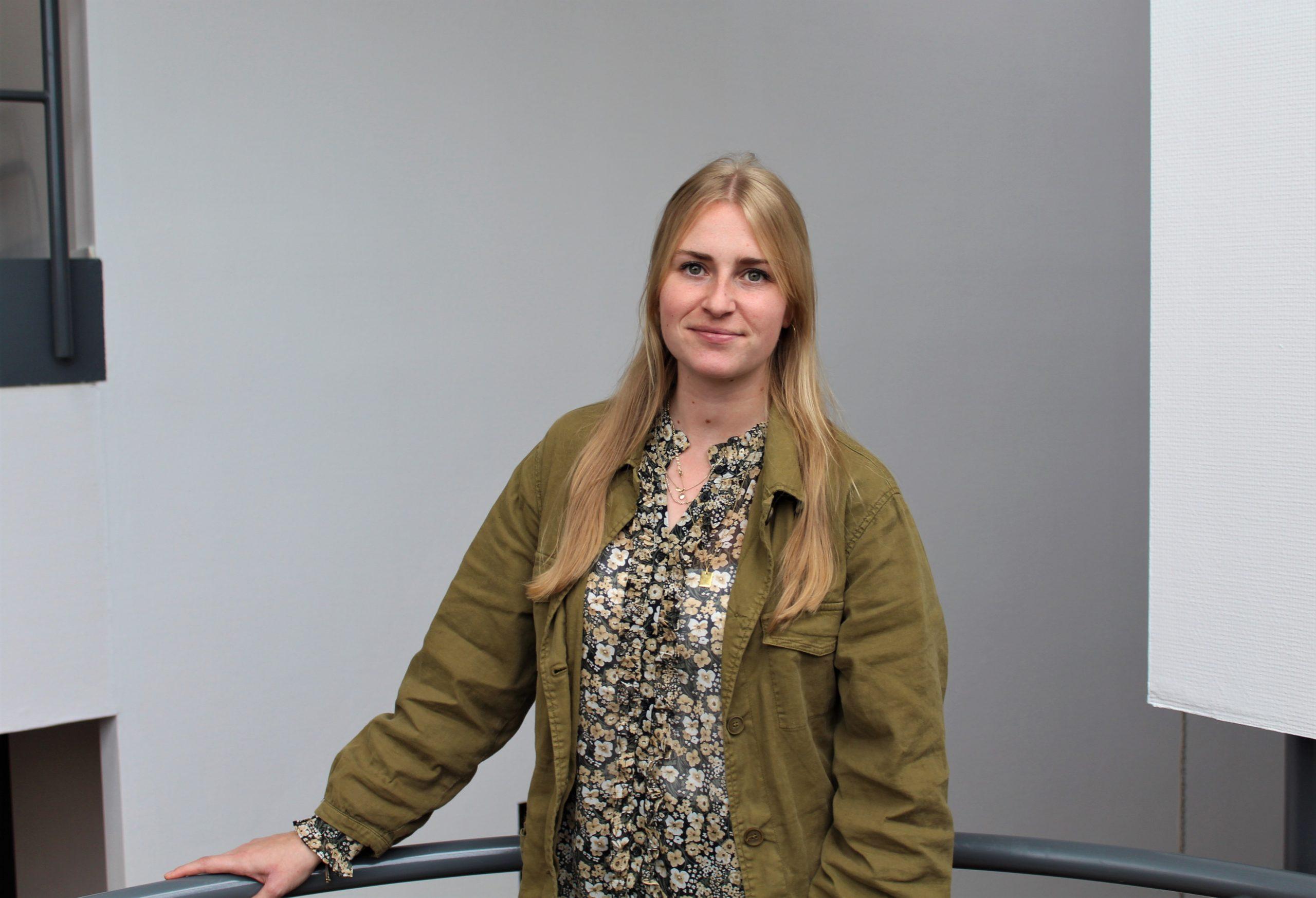 stradis medewerker Juliette Hopman